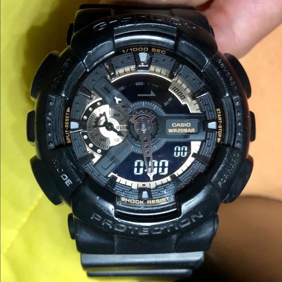 pretty nice 23f95 a54e1 G-Shock men's watch 5146 ga-110rg